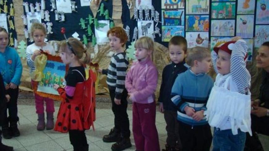 Konkurs plastyczno- czytelniczy dla przedszkolaków