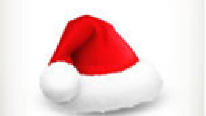 Mikołajkowa czapka
