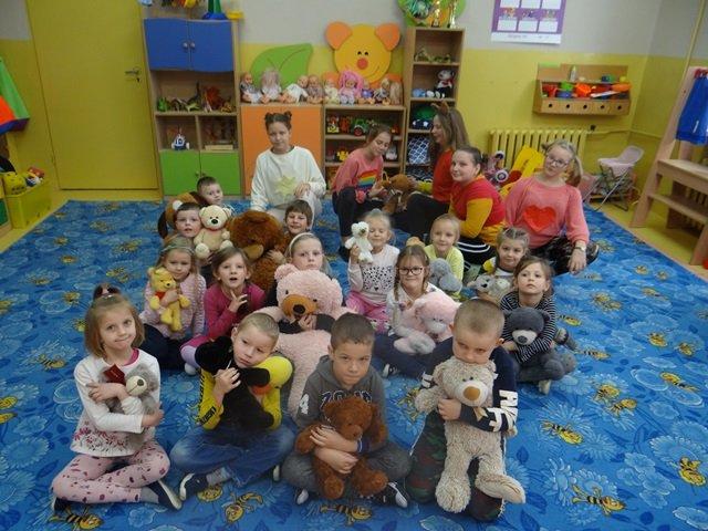 Święto pluszowego misia w przedszkolu